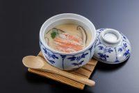 別注カニ茶碗蒸し(有料)