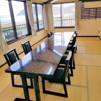 和室用テーブル椅子全室対応可能